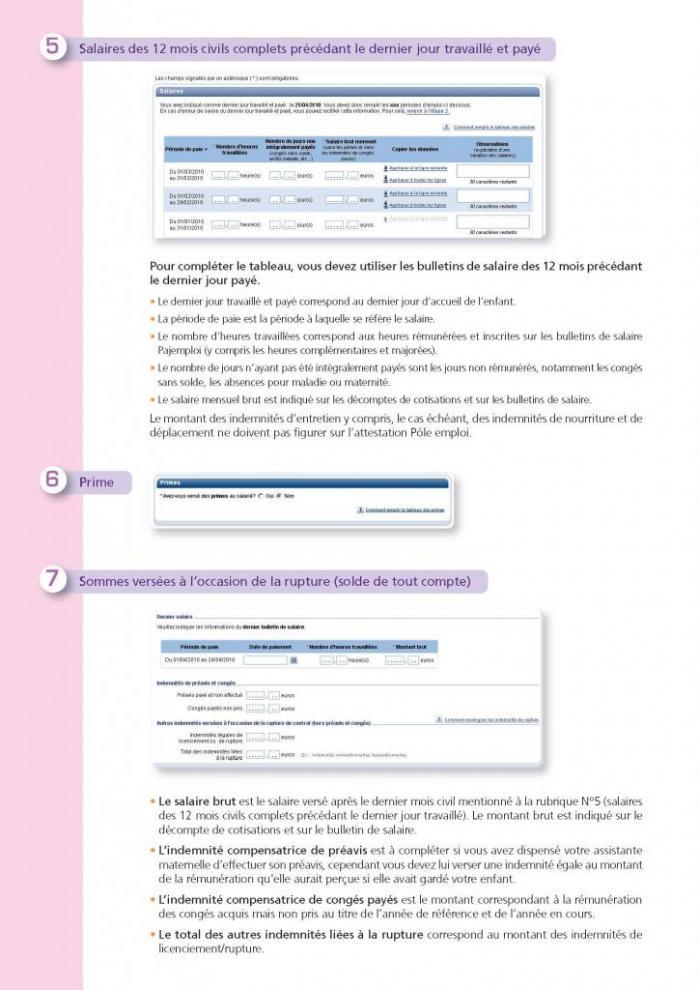 pour obtenir l u0026 39 attestation p u00f4le emploi fin de contrat